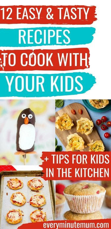 Kid-friendly recipe and food ideas